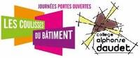 """Le collège Alphonse Daudet de Leers participe aux """"Coulisses du Bâtiment"""""""