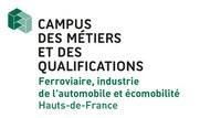 Inauguration du Campus des Métiers et des Qualifications FIAEM (du Ferroviaire, de l'Industrie Automobile et de l'Eco MobiIité)