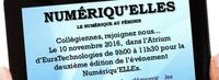 salon Numériqu'Elles